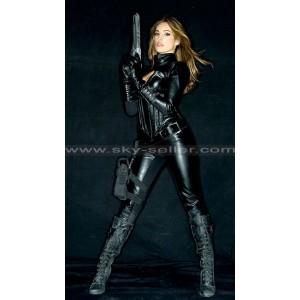 Metal Hurlant Chronicles Kelly Brook (Skarr) Leather Costume