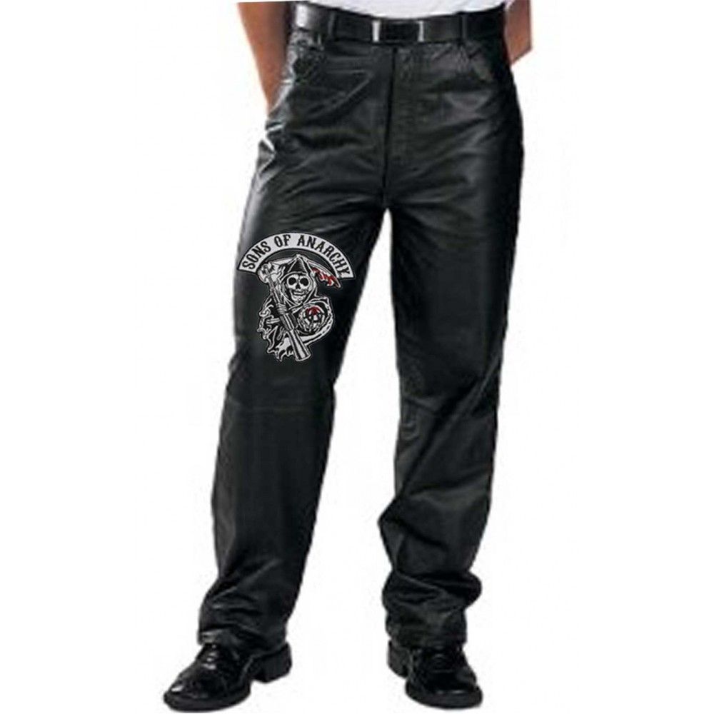 Sons of Anarchy Jax Teller Leather Pants