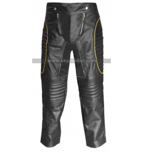 X-Men 2 Hugh Jackman (Wolverine) Leather Pants