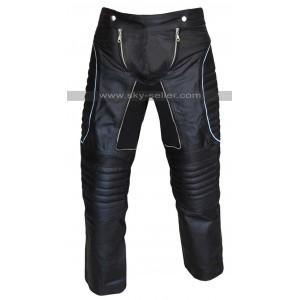 Iceman X-Men 3 Shawn Ashmore Black Leather Pants