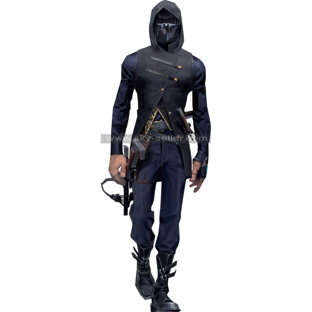 Dishonored 2 Corvo Attano Costume Leather Vest