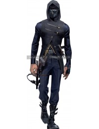 Dishonored 2 Corvo Attano Costume Leather Vest