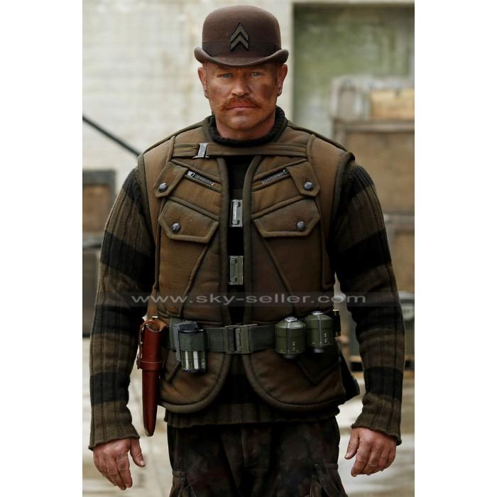 Dum Dum Dugan Timothy Aloysius Cadwallader Tactical Vest