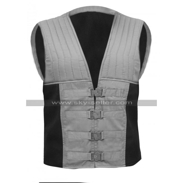Roland Deschain The Dark Tower Gunslinger Idris Elba Grey Cotton Vest