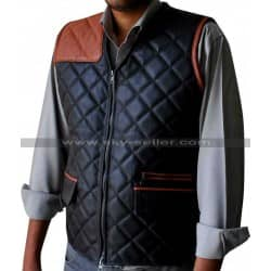 The Governor Walking Dead Shooting Quilted Vest