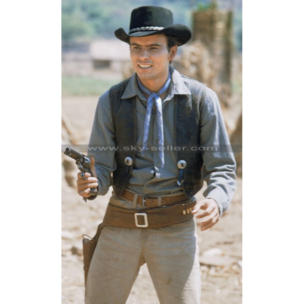 The Magnificent Seven 1960 Horst Buchholz Leather Vest