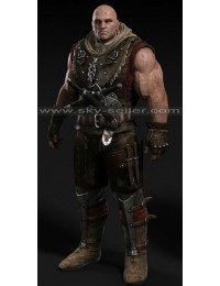 Witcher 3 Wild Hunt Letho Kingslayer Monster Vest