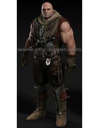 Witcher 3 Wild Hunt Letho Kingslayer Monster Vest