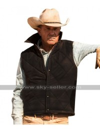 Yellowstone John Dutton (Kevin Costner) Quilted Vest