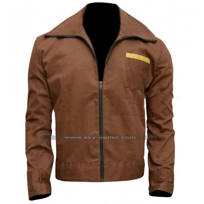 David Haller Legion Brown Cotton Jacket