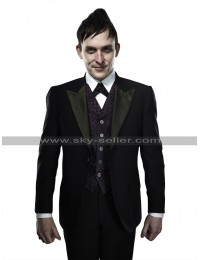Gotham Robin Lord Taylor (Penguin) 3 Piece Black Tuxedo Suit