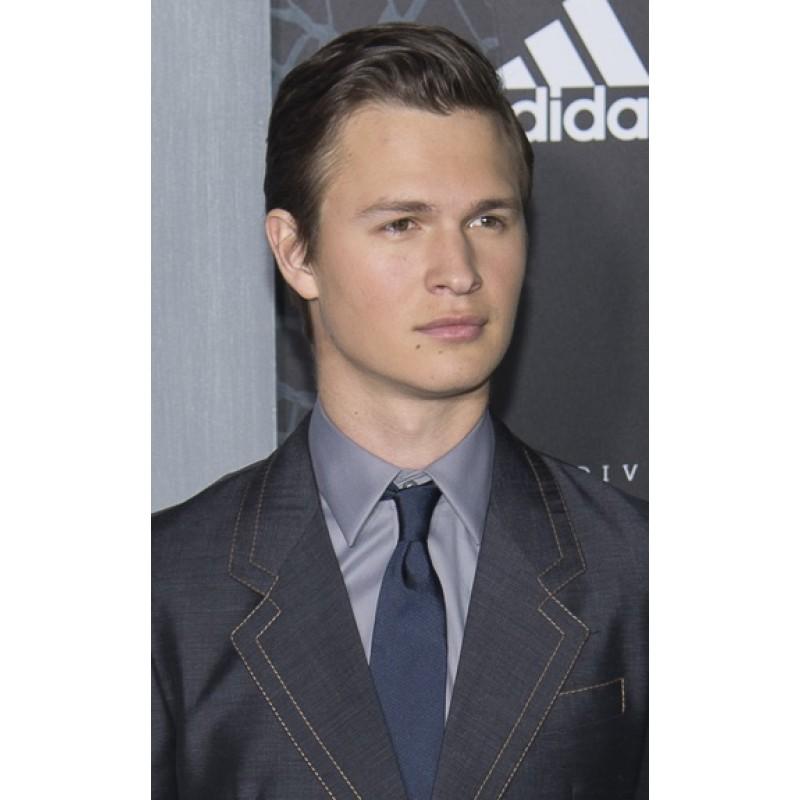 Divergent Insurgent Ansel Elgort (Caleb Prior) Premiere ...