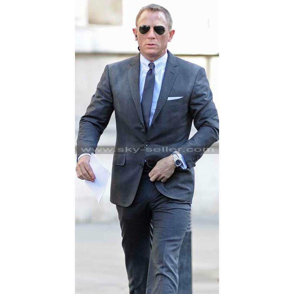 Skyfall: The Best Bond Movie Ever Made - James Bond Lifestyle |James Bond Suit Skyfall