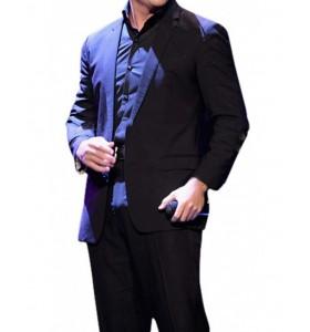 Pitbull Singer (Rapper) Concert Suit