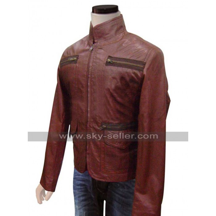 88 Minutes Kim Cummings (Alicia Witt) Brown Jacket