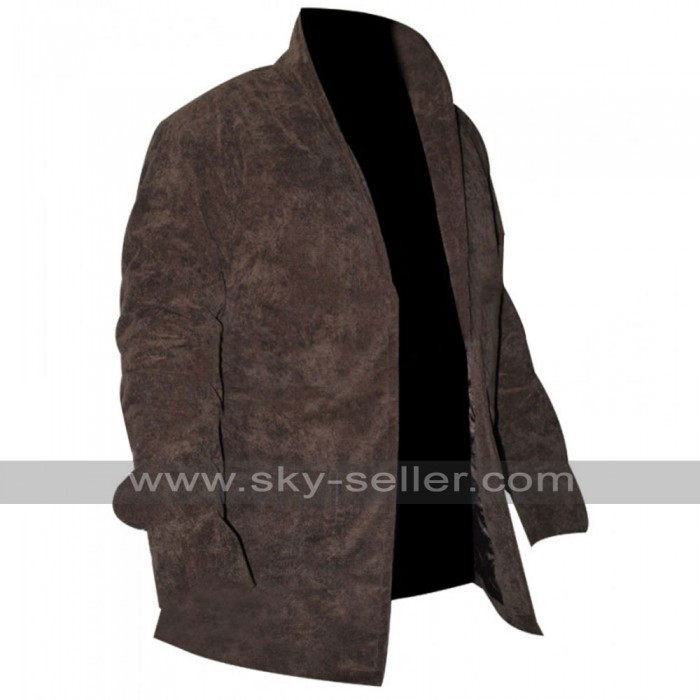 A Walk Among the Tombstones Liam Neeson Coat
