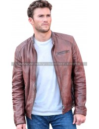 Scott Eastwood Overdrive Andrew Brown Jacket