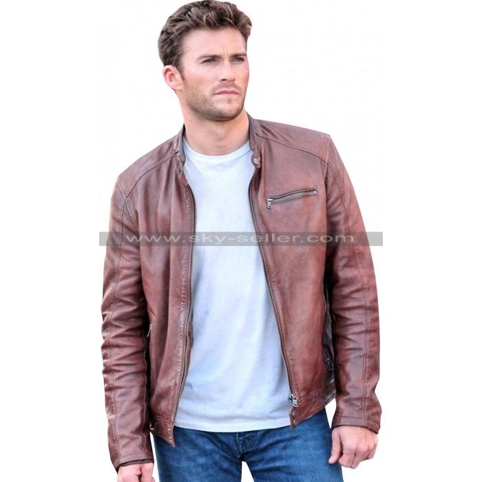 Scott Eastwood Overdrive Andrew Brown Jacket