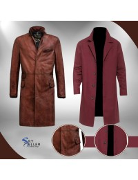 The Avengers Age of Ultron Thor (Chris Hemsworth) Coat