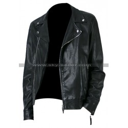 Dawn of Justice Lex Luthor Black Leather Jacket