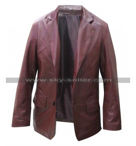 Billy Seven Psychopaths Sam Rockwell Red Blazer Jacket