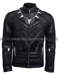 Black Panther Captain America Civil War Costume Jacket
