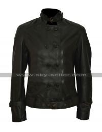 Captain America 2 Black Widow (Scarlett Johansson) Jacket