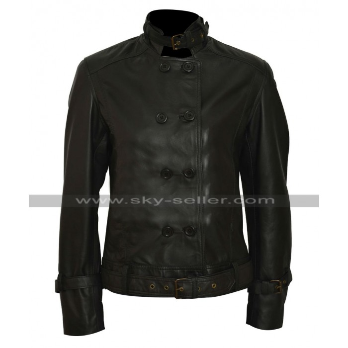 Captain America 2 Black Widow (Scarlett Johansson) Jacket