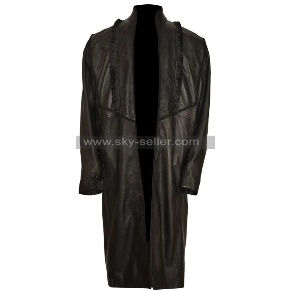 The Huntsman Winter's War Chris Hemsworth Black Coat