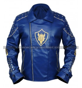 Descendants Mitchell Hope King Ben Costume Leather Jacket