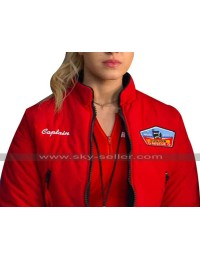 Malibu Rescue The Next Wave Dylan Red Jacket
