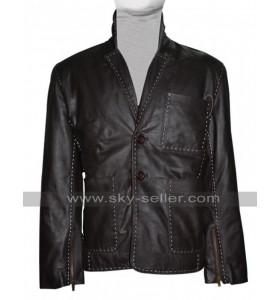 Fast and Furious 7 Jason Statham (Ian Shaw) Leather Jacket