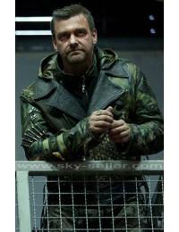 G.I Joe Retaliation Firefly (Ray Stevenson) Military Jacket