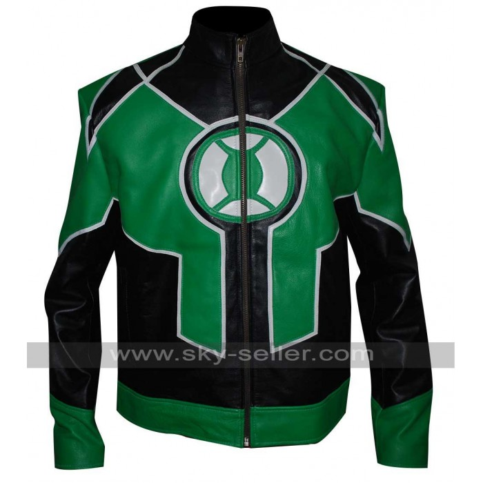 Green Lantern Ryan Reynolds Cosplay Costume Jacket