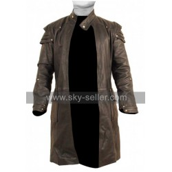 Hansel & Gretel Witch Hunters Jeremy Renner Trench Costume Coat
