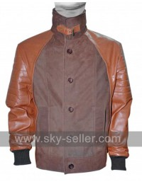 Horns Daniel Radcliffe (Ig Perrish) Brown Jacket