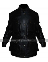 Will Smith I am Legend Robert Neville Black Jacket