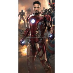 Iron Man Avengers Age of Ultron Mark 43 Suit Jacket