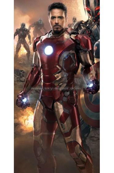 Iron Man Avengers Age of Ultron Mark 43 Suit Jacket
