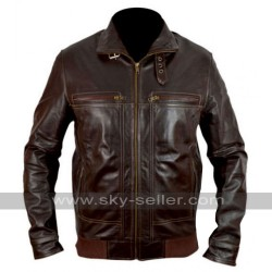 John McClane Good Day to Die Hard Bruce Willis Jacket