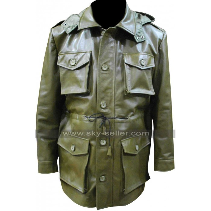 Killing Season Emil Kovac (John Travolta) Coat