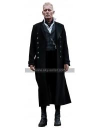 Gellert Fantastic Beasts The Crimes Of Grindelwald Johnny Depp Coat
