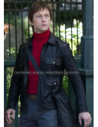 Joseph Gordon Walk Philippe Petit Black Jacket