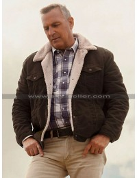 Let Him Go Kevin Costner Jacket