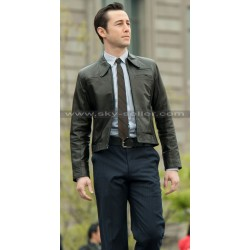 Joe Looper Joseph Gordon Black Leather Jacket