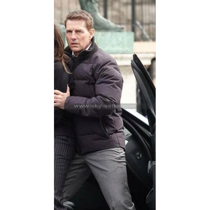 Tom Cruise Mission Impossible 7 Jacket