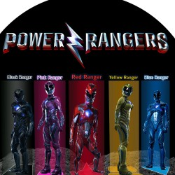 Power Rangers Movie Costume Leather Jackets