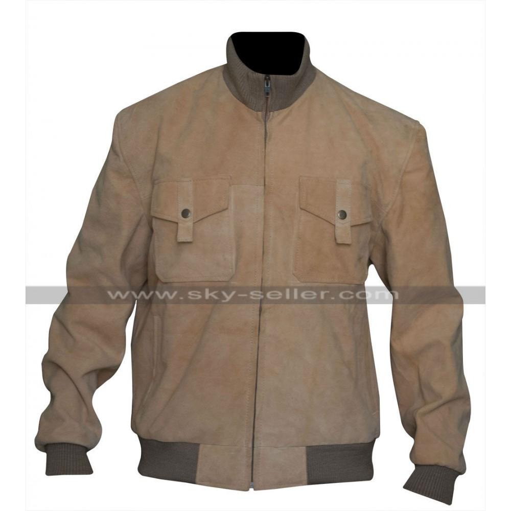 Ray San Andreas Dwayne Johnson Bomber Jacket