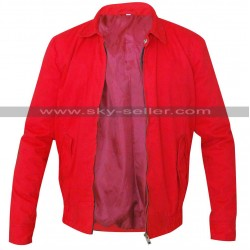 Rebel without Cause James Dean (Jim Stark) Red Jacket