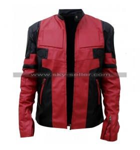 Deadpool 2 Ryan Reynolds (Wade Wilson) Leather Costume